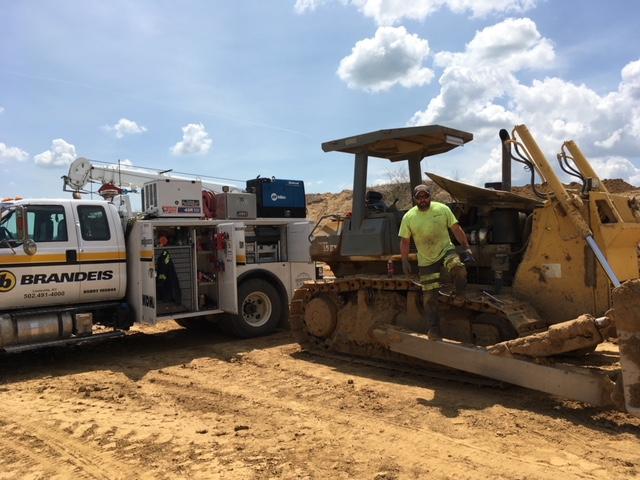 construction machinery maintenance